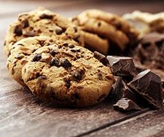Süßes und Kekse