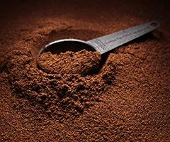 Gewöhnlicher Kaffee